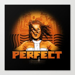 Perfect - The Supreme Being Canvas Print