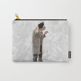 Just one more thing. Carry-All Pouch
