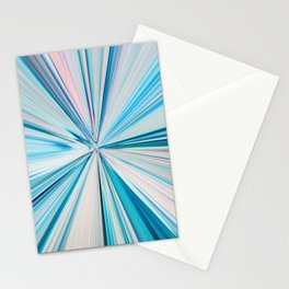 426 - Abstract grass design Stationery Cards