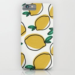 You're the zest! iPhone Case