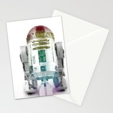 UNREAL PARTY 2012 R2D2 R2-D2 STAR WARS Stationery Cards