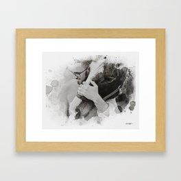 Limited Edition, Ringo #1 Framed Art Print