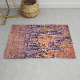 Autumn Orange I Rug