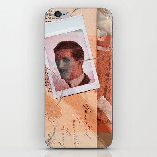 He Never Knew iPhone & iPod Skin