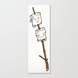 Marshmallow Cuties Canvas Print