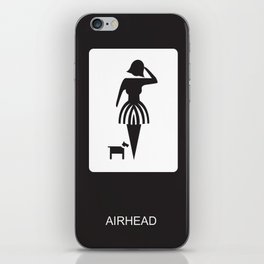 AIRHEAD iPhone Skin