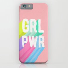 GRL PWR (II) iPhone 6s Slim Case