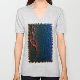 Life In The Abyss Unisex V-Neck