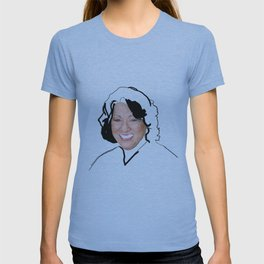 Supreme Court Justice Sonia Sotomayor T-shirt