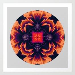 Mandala VIII Art Print