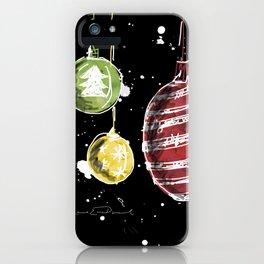 Joyeux Noël - Christmas iPhone Case