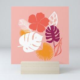 aloha, print Mini Art Print