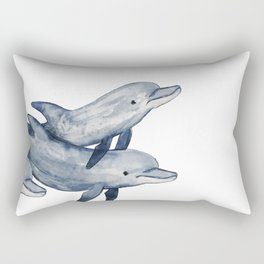 Bottlenose Rectangular Pillow