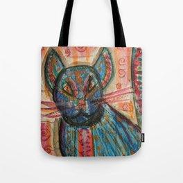 Bossa Nova KittyKat Tote Bag