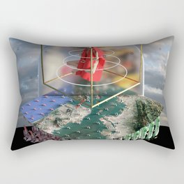 Various Everyday Behaviors Rectangular Pillow