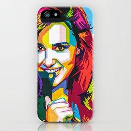 Demilovato iPhone Case