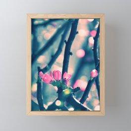Spring Bling Bling Framed Mini Art Print