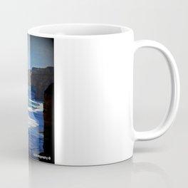 Limestone Rock Stacks - Twelve Apostles Coffee Mug