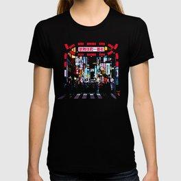 Market Street T-shirt