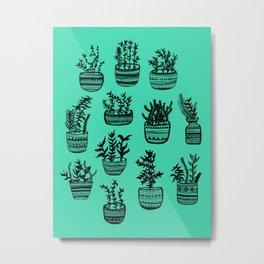 Grow Up Metal Print