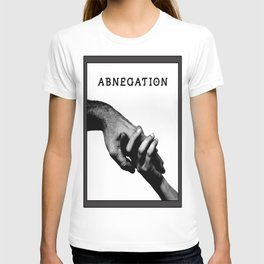 ABNEGATION - DIVERGENT (draw by me) T-shirt