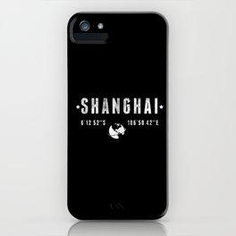 Shanghai iPhone Case