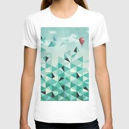 Emerald City (Blue Sky Version) T-shirt