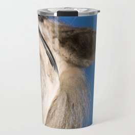 Connemara pony Travel Mug