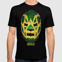 Fishman: OBEDECE T-shirt