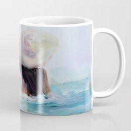 Private Beach Coffee Mug