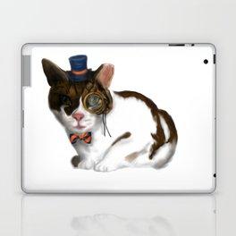 Oliver Twist: Society Cat. Laptop & iPad Skin