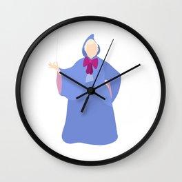 Fairy Godmother Wall Clock