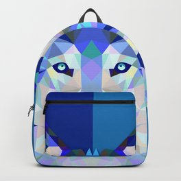 Graphic Wolf Backpack