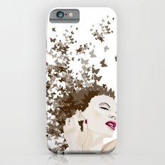 kylie and the butterlies  iPhone 6s Slim Case