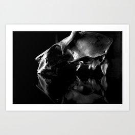 Dark Matter II Art Print