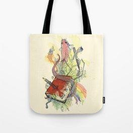 Sketchbook Life Tote Bag