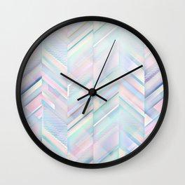 Aesthetic Pattern Wall Clock