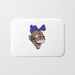 Crazy Monkey 2 Bath Mat