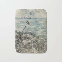 Petoskey Michigan View Bath Mat