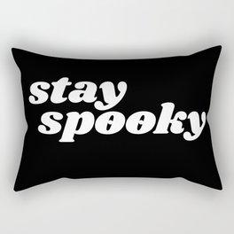 stay spooky Rectangular Pillow