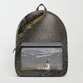 Church and nature Backpack