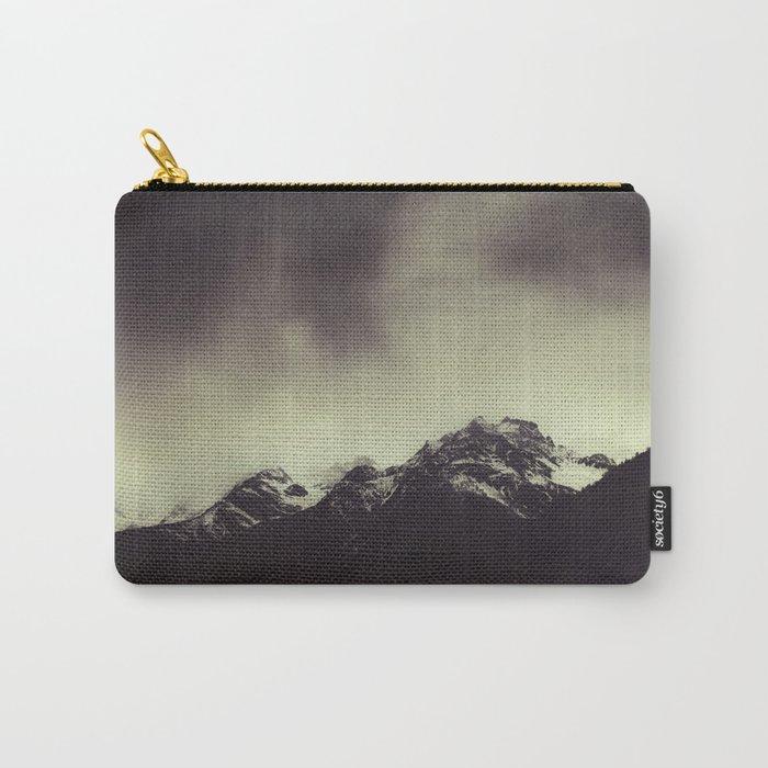 Shadow Mountain - Italian Alps Carry-All Pouch