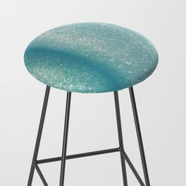 mermaid lagoon paint water Bar Stool