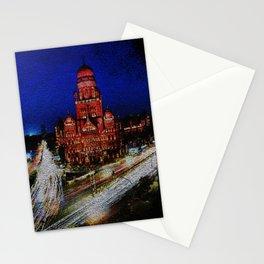 Bombay Municipal Corp Building - 192 Stationery Cards