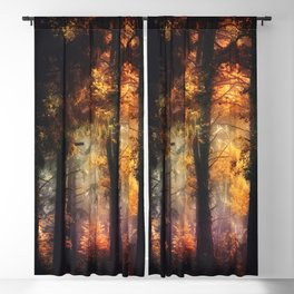 Glowing Dreams Blackout Curtain