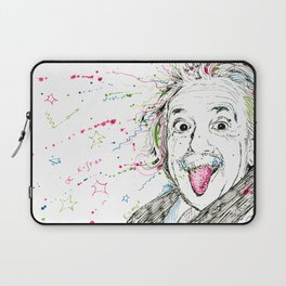 Einstein! Laptop Sleeve