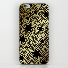 Night Stars of the South iPhone Skin