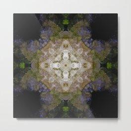 Essential Lace Metal Print