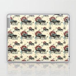 The Road So Far Vintage Laptop & iPad Skin