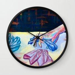 The Writer Wall Clock